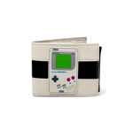 Nintendo - Printed Logo With Rubber Gameboy Patch Bifold Wallet
