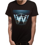 Westworld - Vetruvian Woman - Unisex T-shirt Black