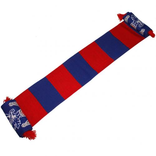 Crystal Palace F.C. Bar Scarf