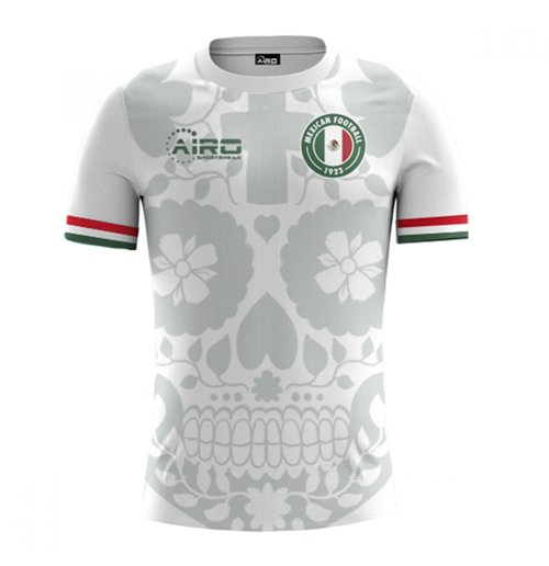 2018-2019 Mexico Away Concept Football Shirt (Kids)