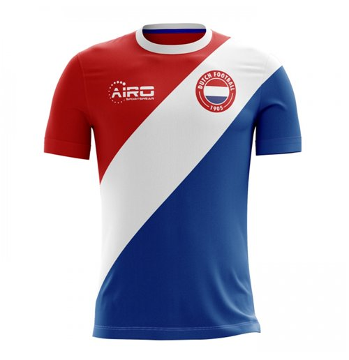 2018-2019 Holland Third Concept Football Shirt (Kids)