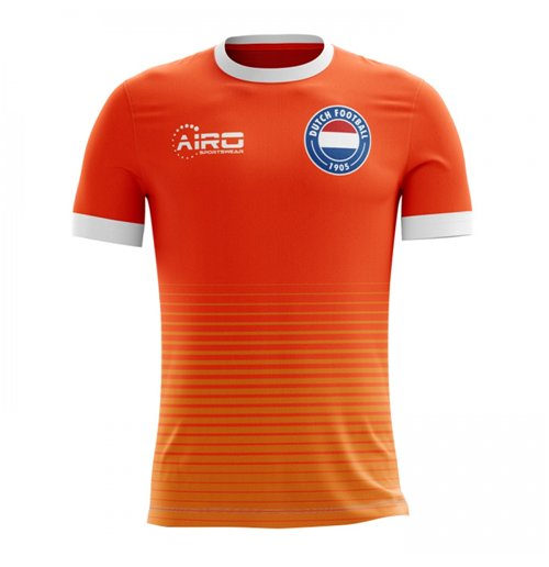 2018-2019 Holland Home Concept Football Shirt (Kids)