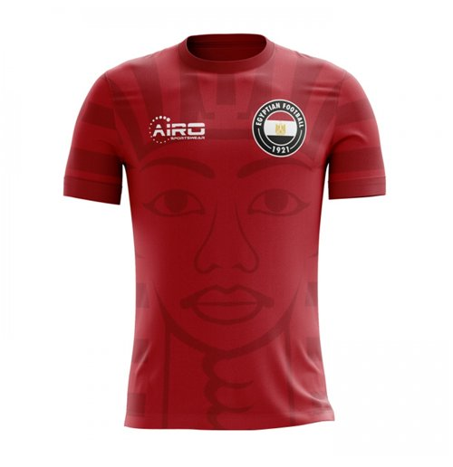 2018-2019 Egypt Home Concept Football Shirt