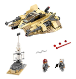 LEGO® Star Wars™ Episode VIII: Sandspeeder™