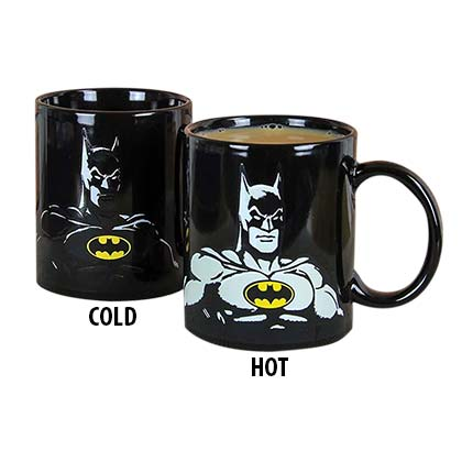 BATMAN Color Changing Mug