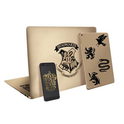 HARRY POTTER Laptop And Cellphone Decals