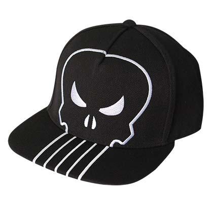 55f8b36dfee The PUNISHER Giant Logo Snapback Hat