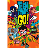 Teen Titans Poster 288158