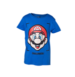 Nintendo - Super Mario Face Boy's T-shirt