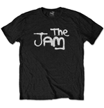 The Jam Men's Tee: Spray Logo