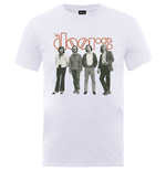 The Doors Men's Tee: Band Standing
