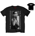 Marilyn Manson Men's Tee: The Pale Emperor (Back Print)