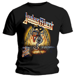 Judas Priest Men's Tee: Touch of Evil