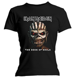 Iron Maiden Ladies Tee: The Book of Souls
