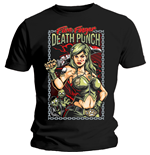 Five Finger Death Punch Men's Tee: Assassin