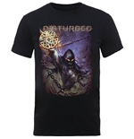 Disturbed Men's Tee: Vortex Colours