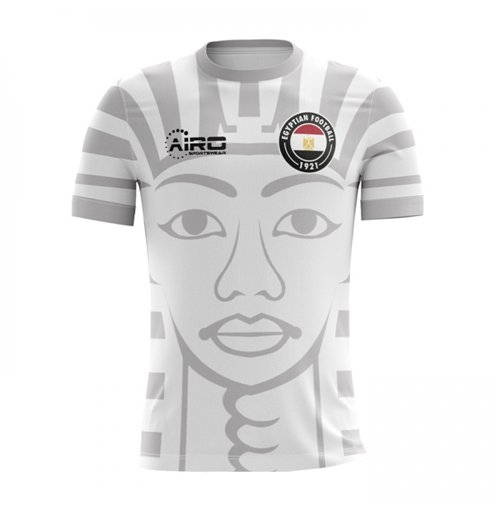 2018-2019 Egypt Away Concept Football Shirt