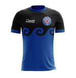 2017-2018 Iceland Third Concept Football Shirt