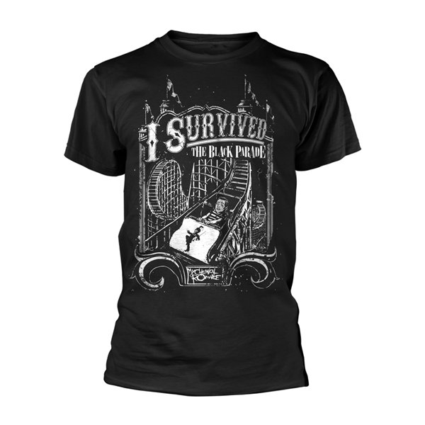 My Chemical Romance T-shirt I Survived