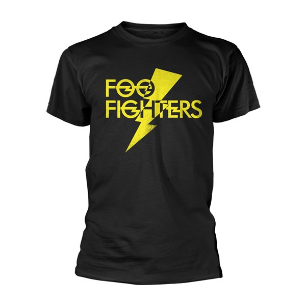Foo Fighters T-shirt Lightning Strike