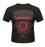 Asking Alexandria T-shirt This World