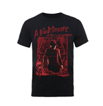 Nightmare On Elm STREET, A T-shirt Freddy Silhouette