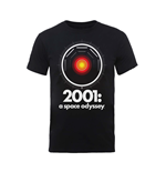 2001: A Space Odyssey T-shirt Hal 9000