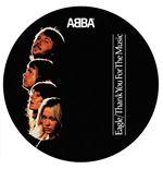 "Vynil Abba - Eagle/Thank For The Music (7"") (Picture Disc)"