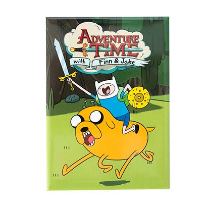 ADVENTURE TIME Charge Magnet