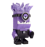 Despicable Me Mega Construx Kubros Construction Set Evil Minion 14 cm