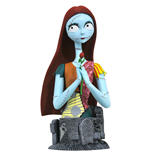 Nightmare before Christmas Bust Sally