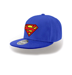 Superman - Logo - Cap Blue