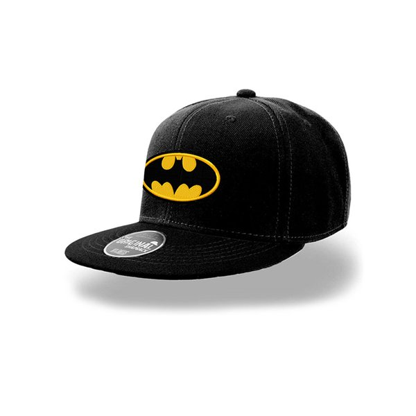 Batman - Logo - Cap Black