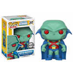 Justice League Unlimited POP! Heroes Vinyl Figure Martian Manhunter 9 cm