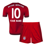 2015-16 Bayern Home Mini Kit (Your Name)