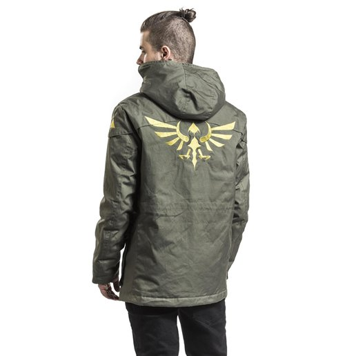 The Legend of Zelda Jacket 289161