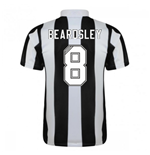 1996-97 Newcastle Home Shirt (Beardsley 8)