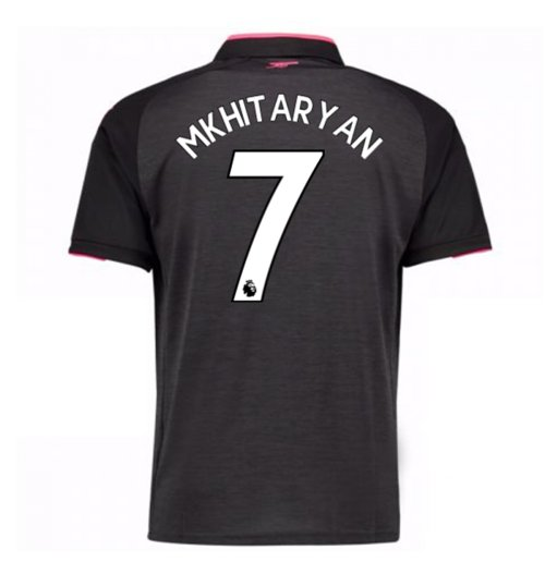 2017-18 Arsenal Third Shirt (Mkhitaryan 7)