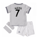 20Alexis 77-20Alexis 78 Man United Third Baby Kit (Alexis 7)
