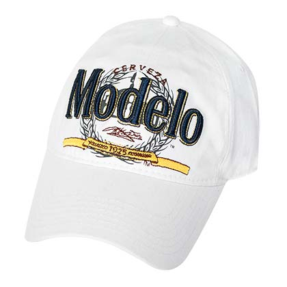 Modelo Large Logo Strap Back Hat