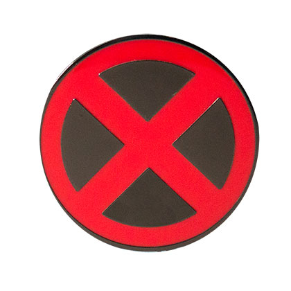 X-MEN Enamel Lapel Pin