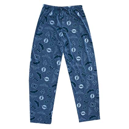 JUSTICE LEAGUE Men's Pajama Pants