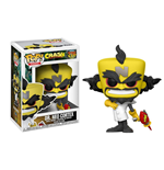 Crash Bandicoot POP! Games Vinyl Figure Neo Cortex 9 cm