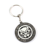 Marvel Comics Metal Keychain Black Panther 5 cm