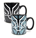 Marvel Comics Heat Change Mug Black Panther