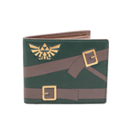 NINTENDO Legend of Zelda Link Outfit Print Bi-fold Wallet, Multi-colour
