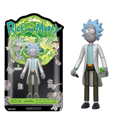 Funko Rick And Morty Rick Vinyl Action Figure