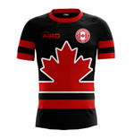 2018-2019 Canada Third Concept Football Shirt (Kids)