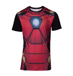 Marvel - Sublimated Iron Man Men's T-shirt