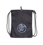 Marvel - Black Panther Rubber Print Gymbag